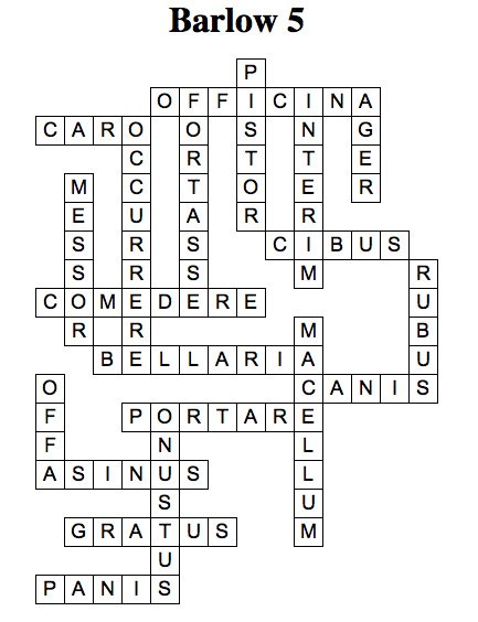 Click Here To Get The Crossword Puzzle Solution
